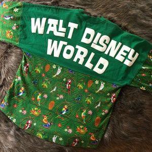 Disney World WDW Tiki Room Spirit Jersey S Small